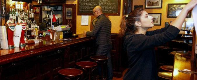 Chi l'ha detto che un disabile non può andare a bere da solo in un pub?