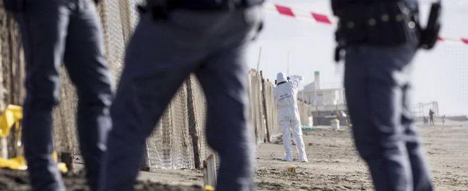Ostia, il cadavere di un uomo trovato in spiaggia: indagini in corso