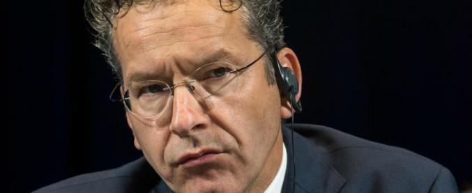 Dijsselbloem resta capo dell'Eurogruppo grazie alla Germania. E il fondo salva-Stati gli dà la consulenza da 15mila euro