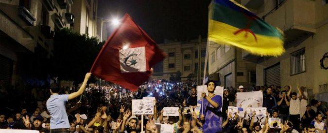 Marocco, in 54 a processo per le proteste nel Rif