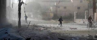 """Siria, l'assedio infinito alla Ghouta: in 400mila sotto le bombe: """"Restiamo in vita mangiando il cibo degli animali"""""""