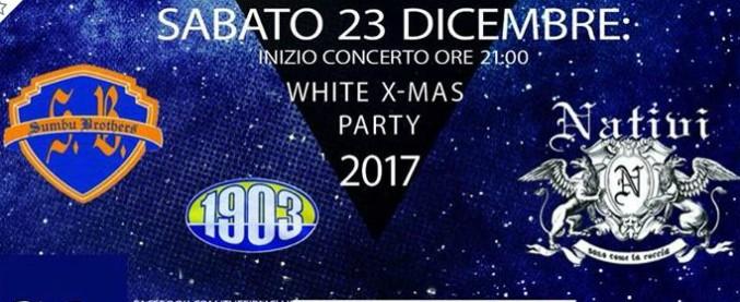 """Verona, Veneto Fronte Skinhead organizza """"X-Mas party"""" in onore della Decima Mas. Pd: """"Sindaco si opponga"""""""