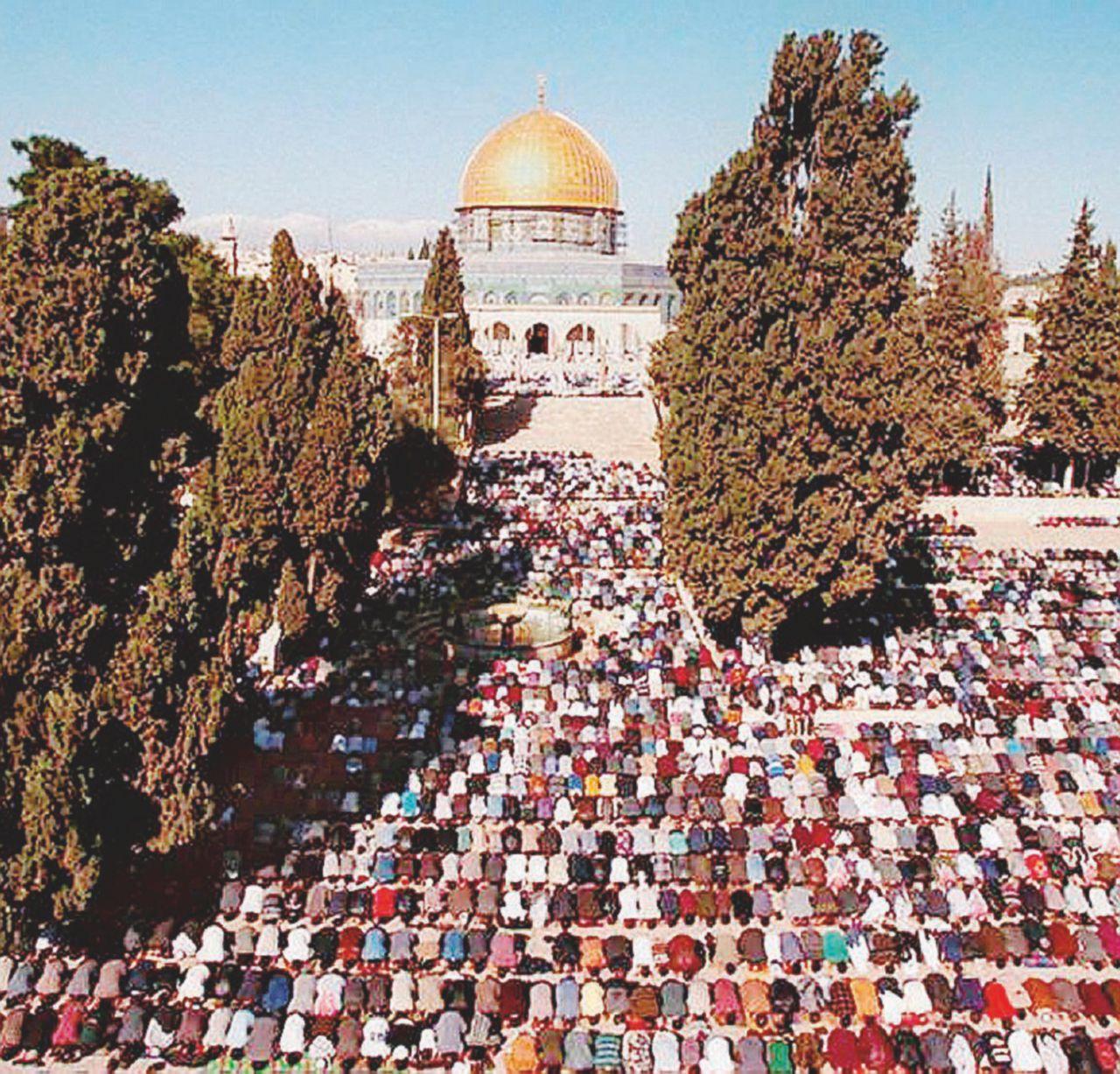 """Gerusalemme """"capitale"""". Hamas promette Intifada"""