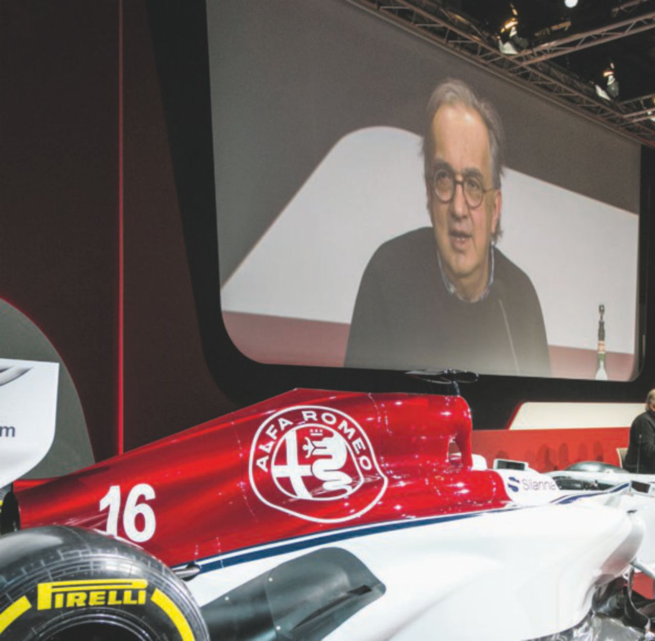 Alfa Romeo in F1: più marketing che passione