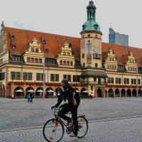Il Markt e il vecchio municipio