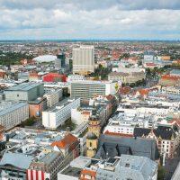 Panorama dalla City-Hochhaus