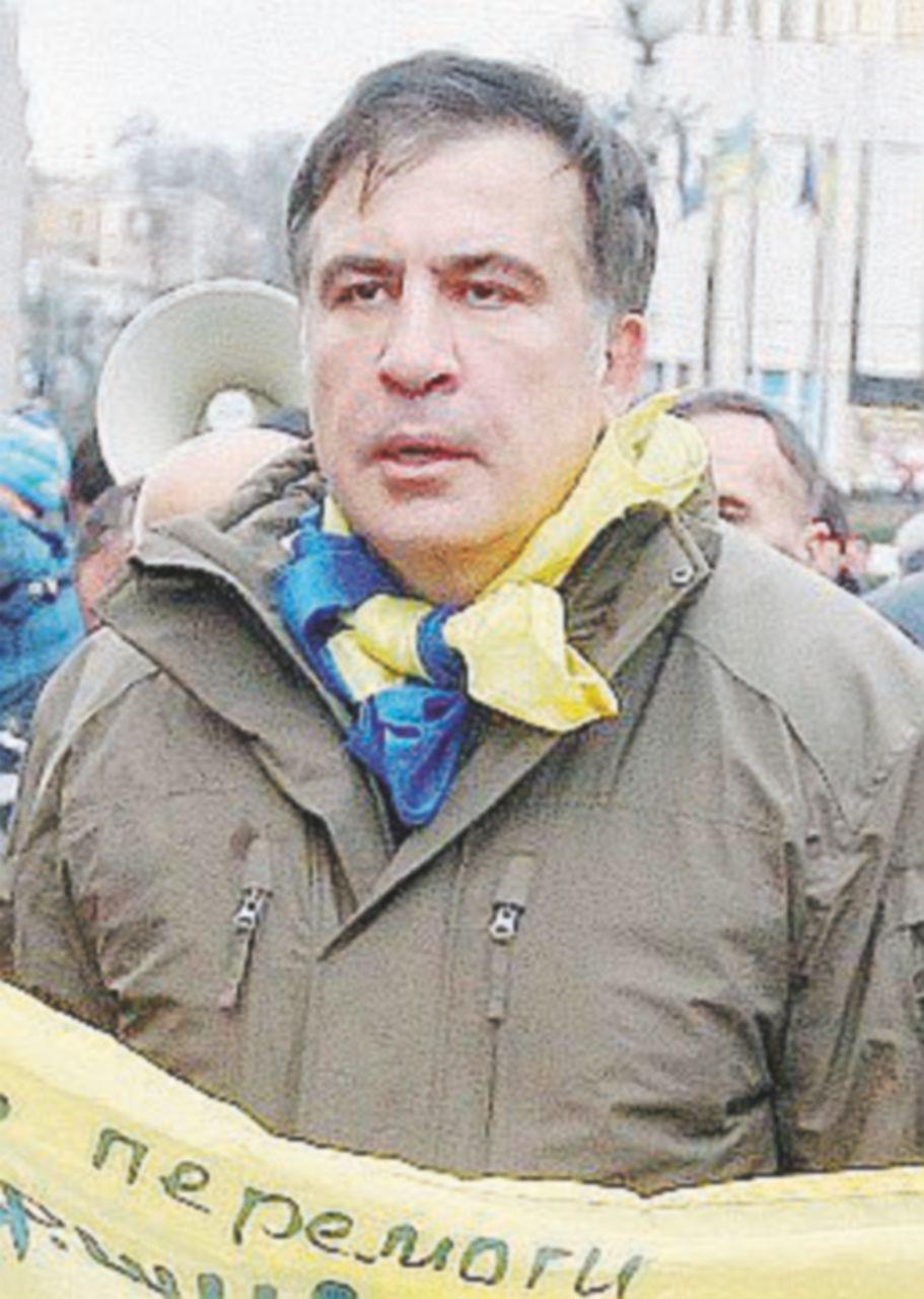 """Il georgiano che accusa il presidente  per Kiev è un """"agente"""" del Cremlino"""
