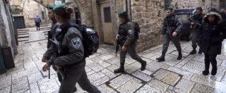 Gerusalemme, il Papa: 'Rispettare status quo'. Turchia: 'Farla capitale significa far piombare mondo in fuoco senza fine'