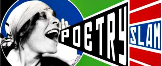 Poetry Slam a Palazzo Grassi di Venezia, ogni poetica è un guanto di sfida