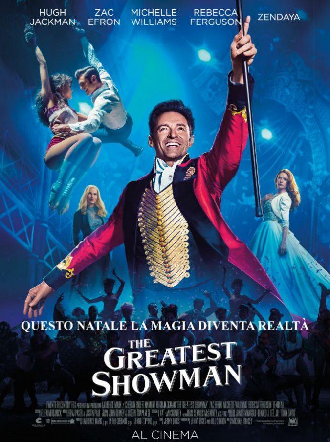 """The Greatest Showman, Hugh Jackman: """"Il mio Barnum nel circo come Steve Jobs nell'informatica"""""""