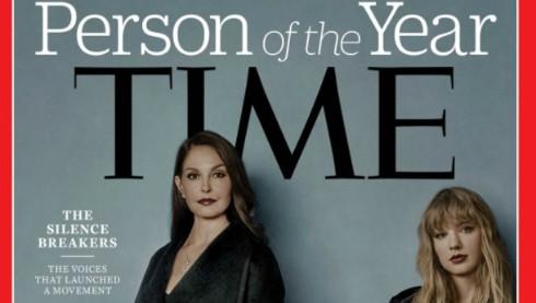 Molestie sessuali, per il Time la persona dell'anno 2017 è il Movimento #MeToo