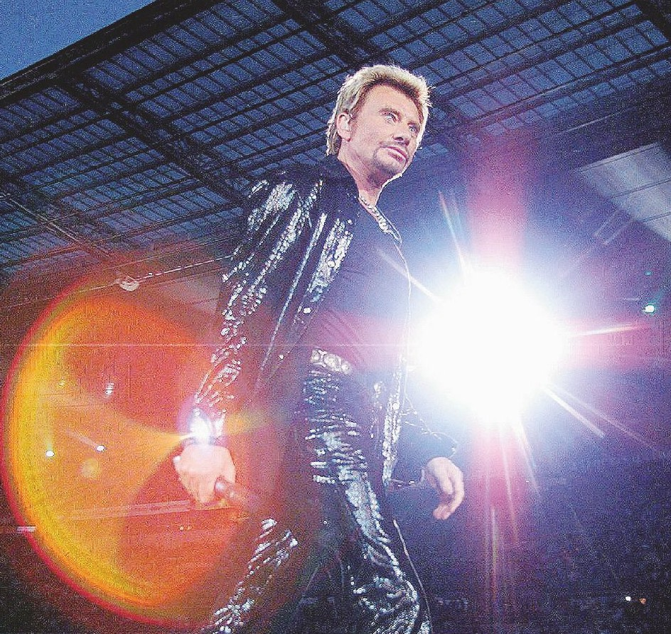Addio Johnny, canaglia del rock&roll francese