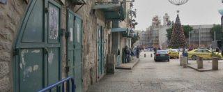 Gerusalemme, sciopero generale contro Trump: scuole e negozi chiusi nei territori palestinesi