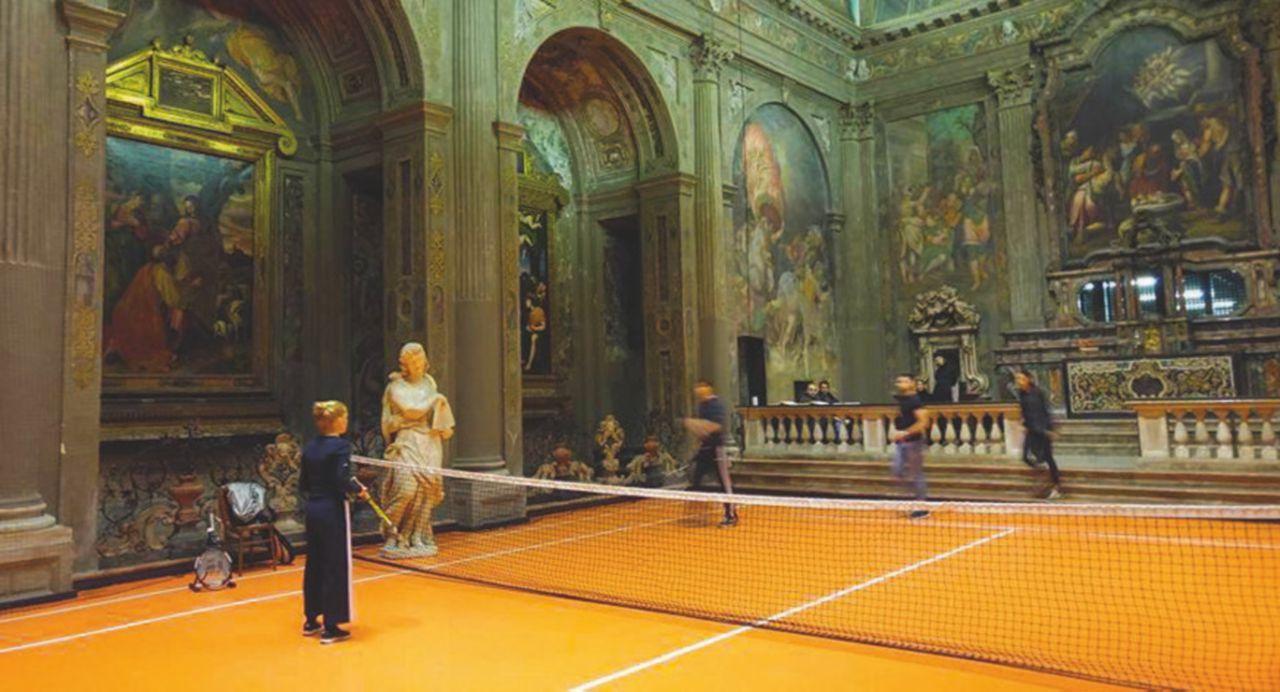 Le palle sul barocco di Milano