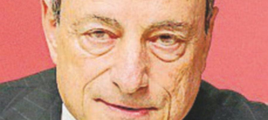 """Titoli di Stato, Draghi: """"Non c'è accordo su limite per le banche"""""""