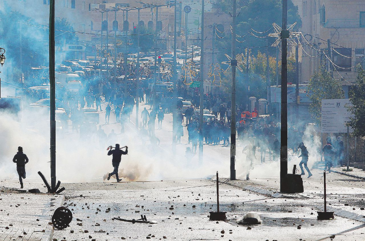 La grande rabbia araba resuscita anche l'Onu