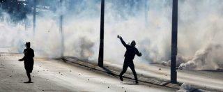 Gerusalemme capitale, scontri in Cisgiordania: un morto. Raid aerei di Israele. Scontro tra Onu e Usa