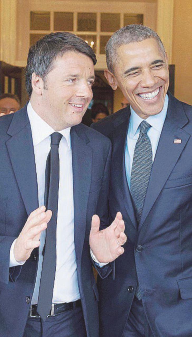 La doppia morale del complottismo democratico: affonda Trump e salva Renzi