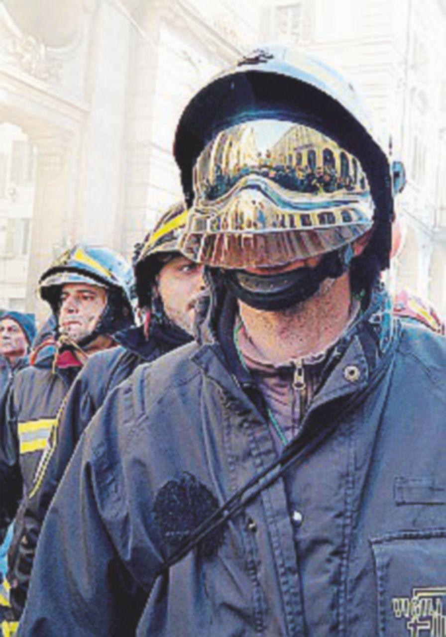 """Vigili del fuoco: """"Organico e stipendi inadeguati, sciopero"""""""