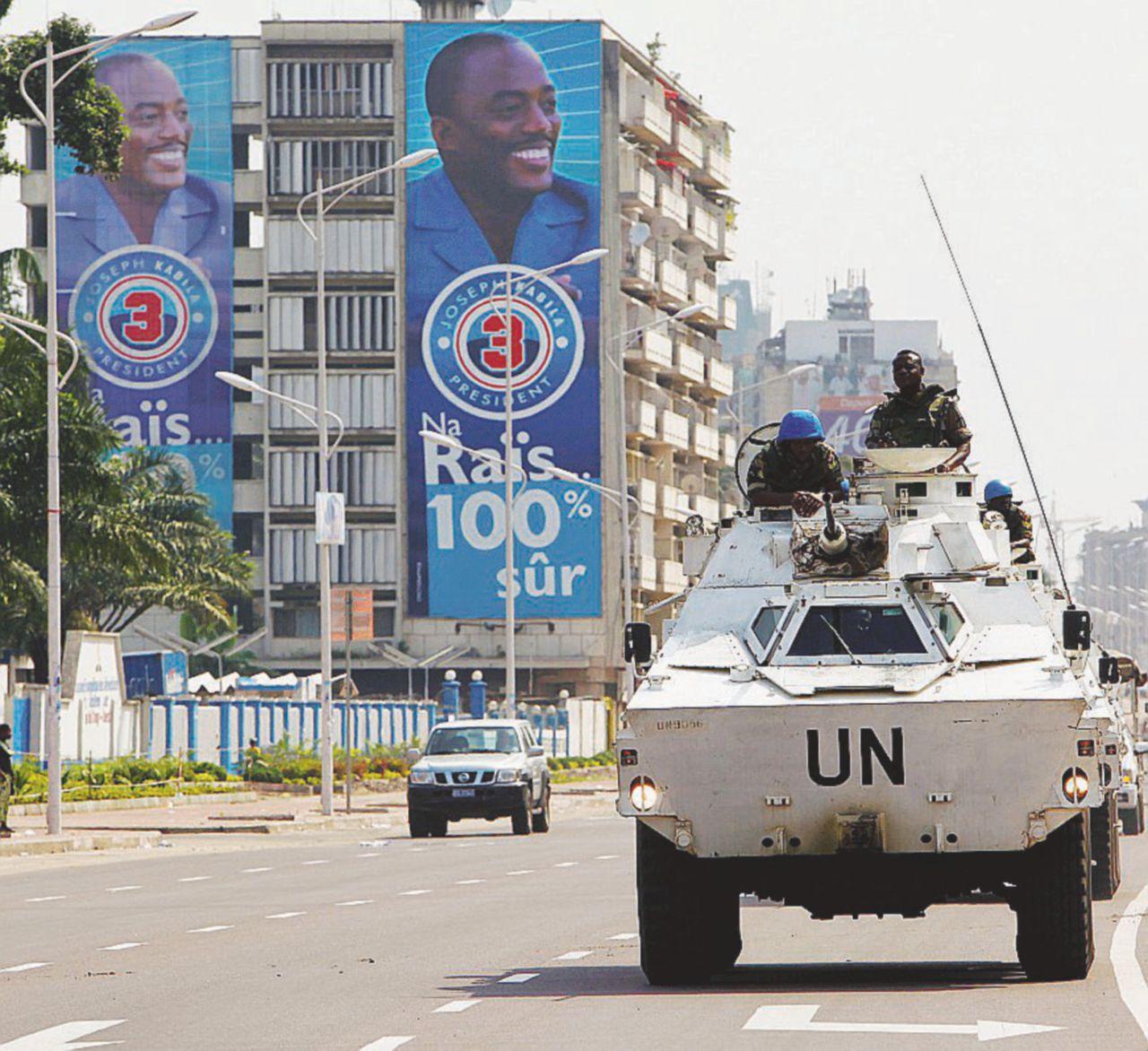 """I """"portatori di pace"""" Onu fatti a pezzi dai miliziani"""