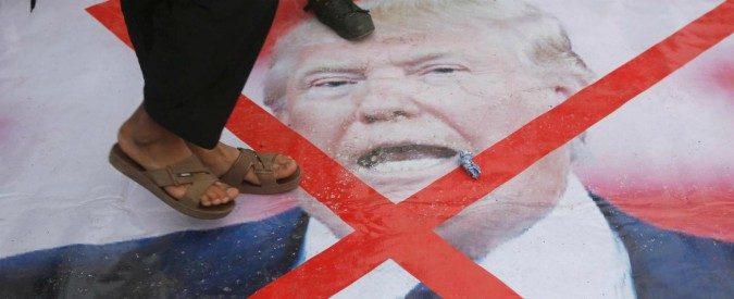 Gerusalemme capitale, Trump allontana la pace e fa un favore alle lobby