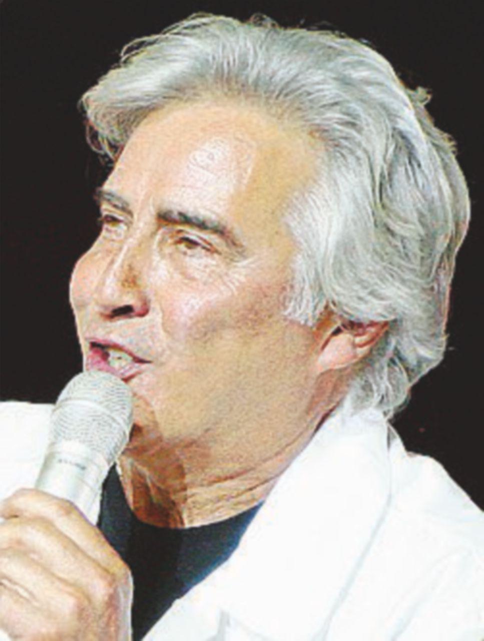 """Lando Fiorini, addio al """"cantattore"""" del rione Trastevere"""