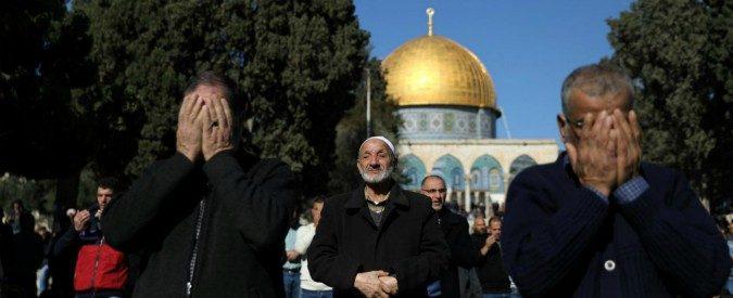 Su Gerusalemme capitale non decide l'America. Demonizzare Israele è inaccettabile