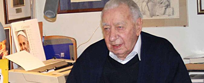 Don Antonio Riboldi, morto a 94 anni il prete dei terremotati e vescovo anti-clan