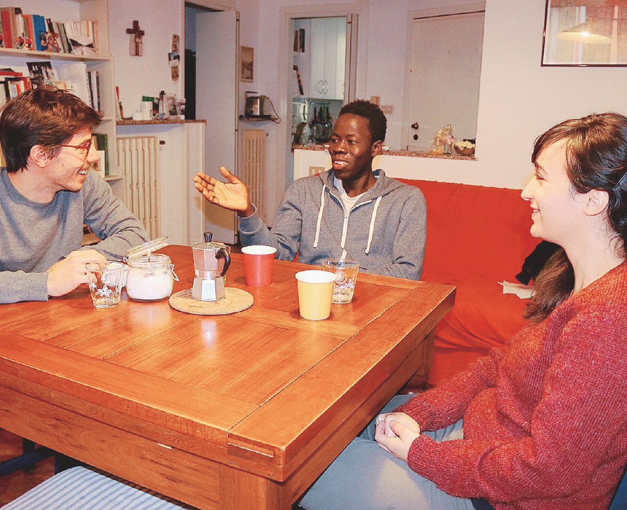 Aggiungi un posto a tavola: l'accoglienza è di famiglia