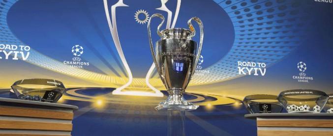 """Champions League, sorteggi per gli ottavi: la Juve """"pesca"""" il Tottenham e per la Roma c'è lo Shakhtar Donetsk"""