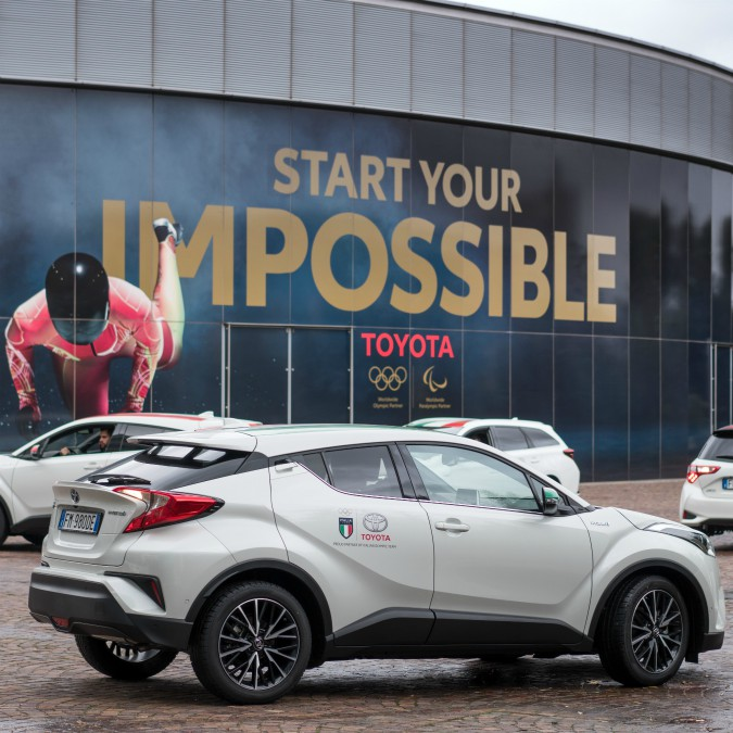 """Toyota, ecco gli """"ambasciatori"""" per Olimpiadi e Paralimpiadi – FOTO"""