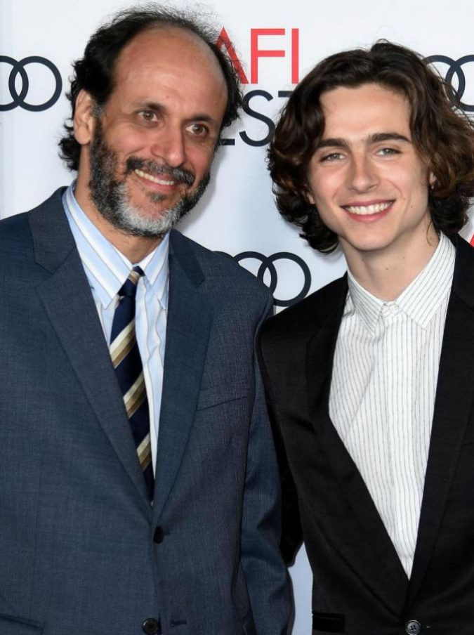 Golden Globes 2018, tre nomination per Call me by your name di Luca Guadagnino