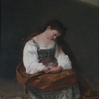 Maddalena Penitente, olio su tela, 122,5 x 98,5 cm. Roma, Galleria Doria Pamphilj Roma, Galleria Doria Pamphilj © 2017 Amministrazione Doria Pamphilj s.r.l.