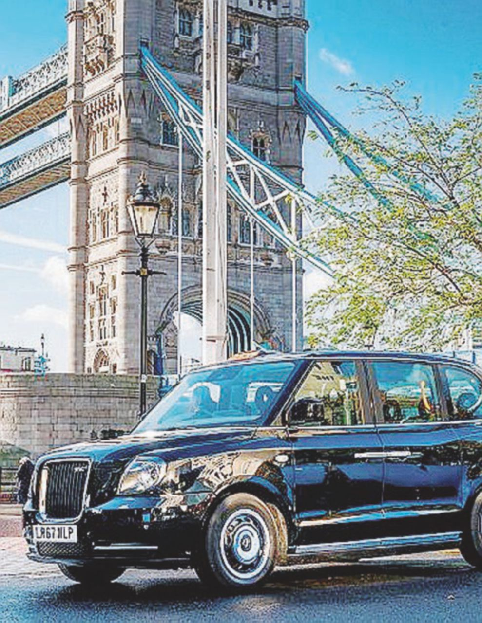 Sorpresa di Natale: a Londra i taxi diventano elettrici