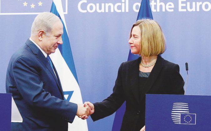 """Perfida Unione per Bibi: """"Errata la scelta di Trump"""""""