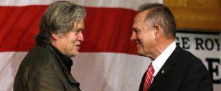 Voto Alabama, banco di prova per Trump Per repubblicano Moore vittoria a rischio