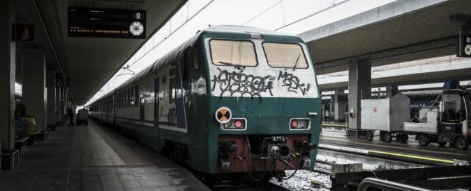 Pendolari, la 'questione meridionale' esiste anche sui treni