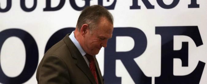 Voto Alabama, il democratico Jones batte il repubblicano Moore. Maggioranza di Trump al Senato appesa a un seggio