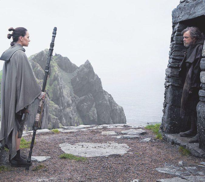 """Esce """"Gli ultimi Jedi"""" e la saga di Star Wars è ancora una """"Forza"""""""