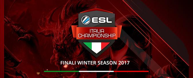 ESL Italia Championship: il 16 ed il 17 Dicembre a Torino vanno in scena le finali di League of Legends e Rainbow Six Siege