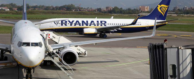"""Ryanair, sciopero dei dipendenti italiani il 10 febbraio. Sindacati: """"Avviare confronto sul contratto di tutto il personale"""""""