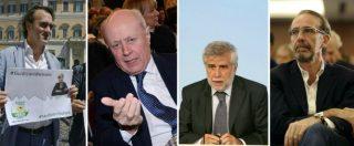 """Pd, la grande operazione di Fassino: a sinistra c'è un """"listino"""". Perfino il Centro di Tabacci contro Renzi: """"Problema è lui"""""""