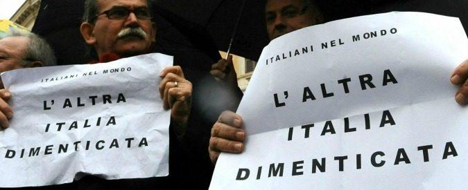 Gli italiani all'estero sono tutti discriminati. Ma dall'Italia