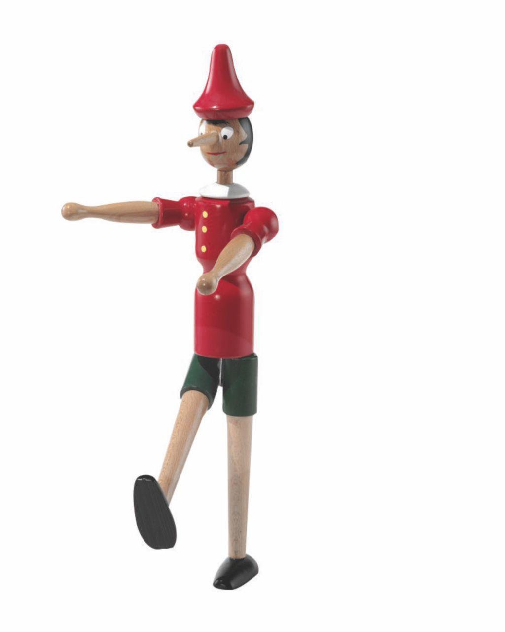 È Pinocchio il vero eroe del Natale che sta sui palchi fino quasi a Pasqua