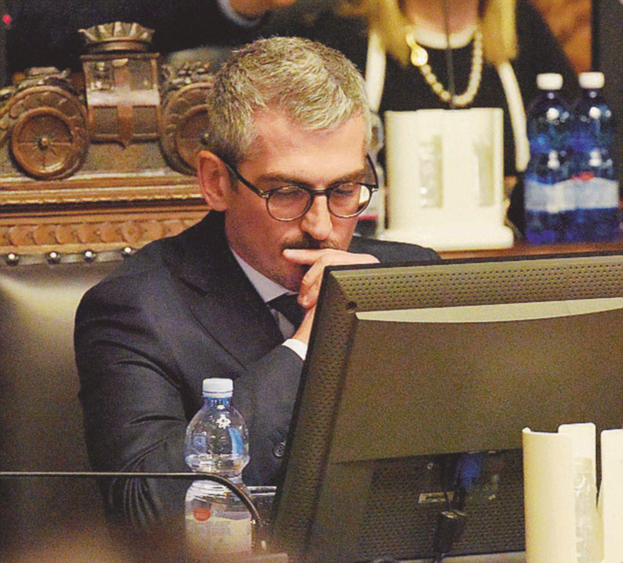 Pizzini e cultura, Palazzi indagato: abuso d'ufficio