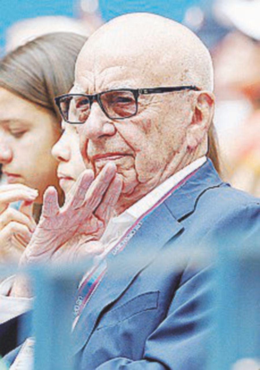 Topolino acquista l'intrattenimento di Murdoch