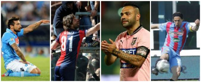 Stadi in mano ai clan e i calciatori amici dei boss: nella relazione dell'Antimafia i tentacoli delle piovre sul calcio italiano