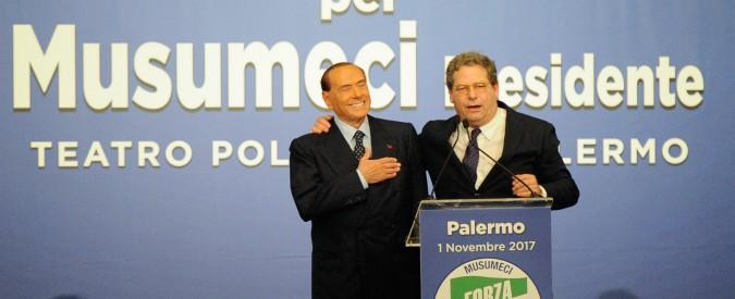 """Sicilia, Gianfranco Micciché è il nuovo presidente dell'Ars con 4 voti dal Pd: """"No taglio degli stipendi, marxismo ha fallito"""""""