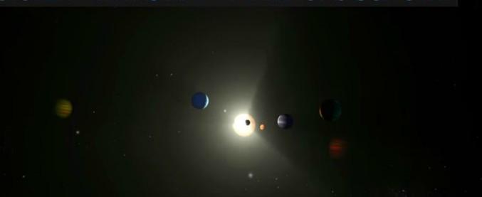 Nasa, scoperto un 'sosia' del nostro Sistema Solare: trovato con l'aiuto di Google