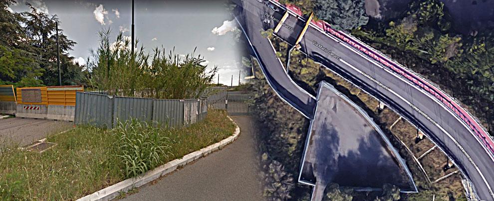 """Roma, il ponte finito nel 2011? Da abbattere e ricostruire. Il perito: """"Travi non a norma"""". Ma nessuno vuole pagare"""